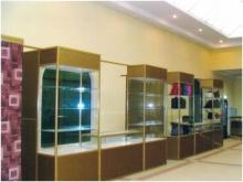 изготовление на заказ оборудования для музеев и магазинов